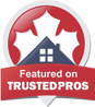 Featured on TrustedPros.ca