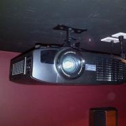 Home Theater Project (projector)