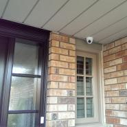Front Entry Camera - Mini-dome
